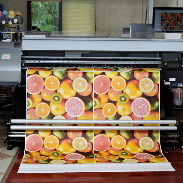what is difference between the sticky sublimation transfer paper and high speed sublimation paper?