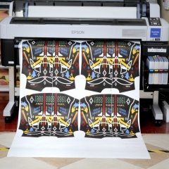 90gsm Fast Dry Heat Sublimation transfer digital printing paper