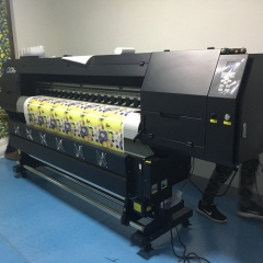 1.8m/1.6m sublimation printer Epson DX5 2print hea