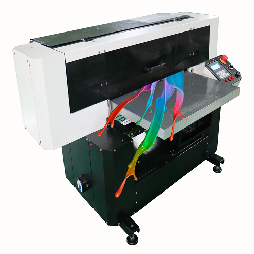 The introduction of UV Led DIGITAL  printer