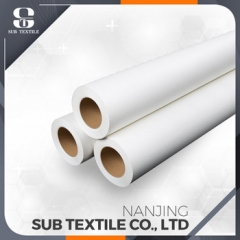 120gsm  1830mm High Speed Printing Sublimation Paper for advertisement