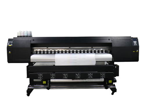 1.8m Two Dx5 Head Wide Format Sublimation Printer