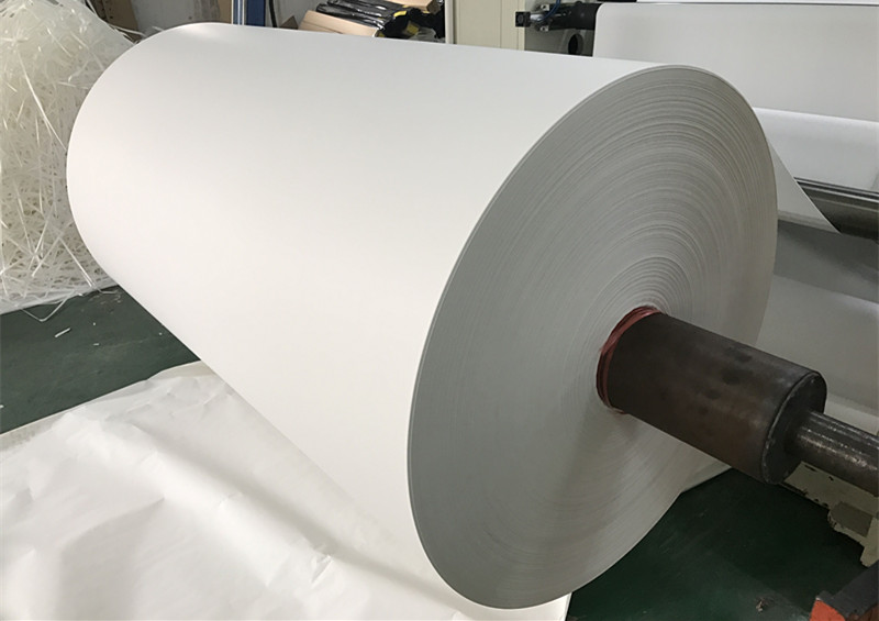 Why people more willing to buy roll sublimation paper compared sheet ?