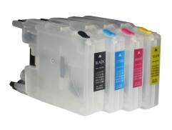 Sublinova Smart Inktec Quality 4 & 6 Color for All Inkjet Printer with Sublimation Printing