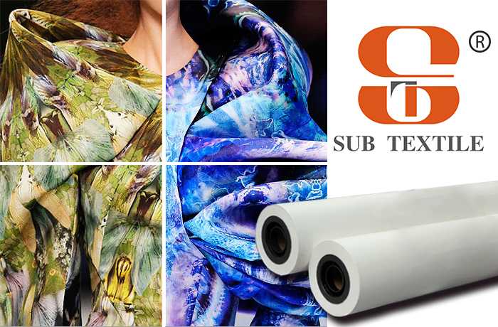 How to compare the transfer rate of sublimation transfer paper?