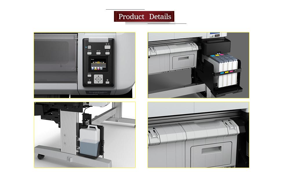 Origrinal 90% New used Epson F6200,F6280 sublimation printer