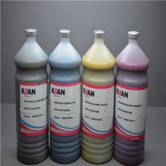 best Italy Kiian digistar HD-ONE dye sublimation ink for Epson DX-4/5 printing sportswear