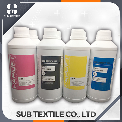 Cheap Korea Papijet LTI Original dye sublimation ink for direct or sublimation printing Sale
