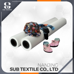 Wholesale Factory Supply 100gsm Sublimation Paper Roll