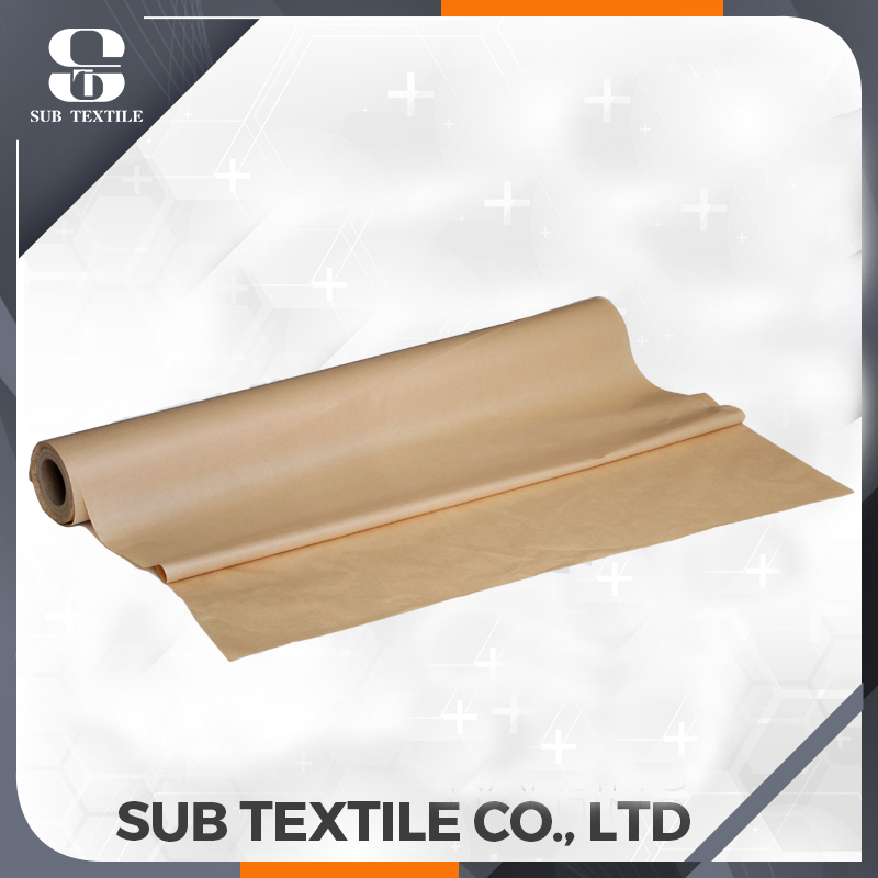 30gsm brown sublimation transfer protection tissue paper rolls for sublimation