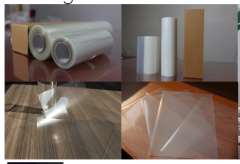 Waterproof PET Inkjet Film For Plate-making, Screen printing
