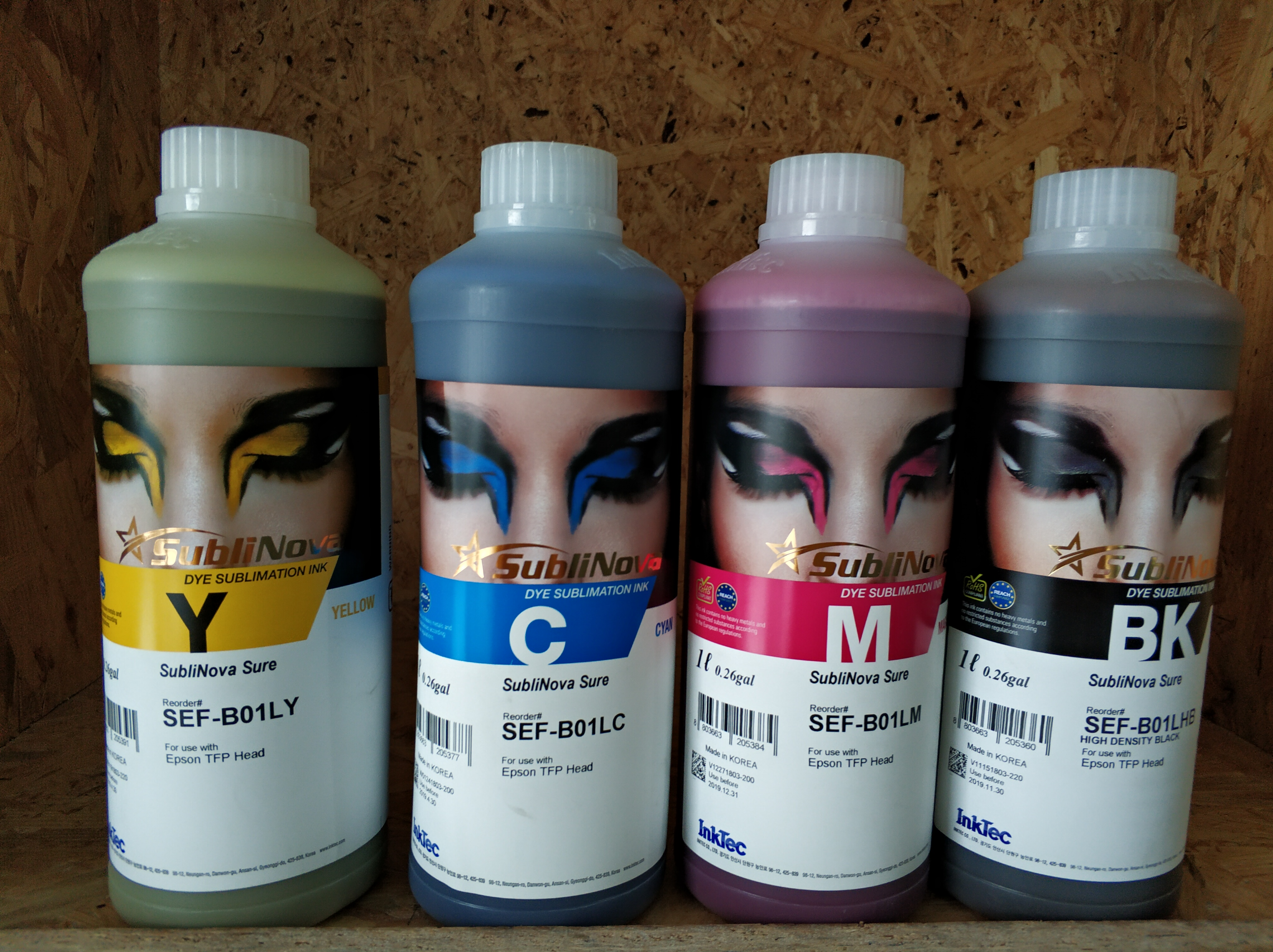 What's the best sublimation ink for T-Shirts?