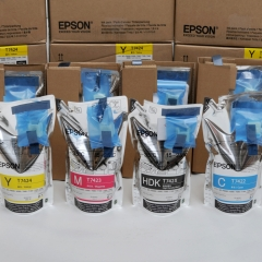 For Epson compatible Surecolor F6070/6080/6200/6270/6280/7100/7080/7200/9200/9270 Printer Original Ink with Chip black color