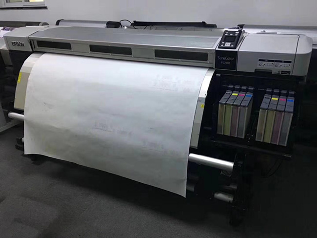 Epson New Announcement S80680 UV Printer For Advertisement Industry