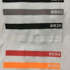 Orange reflective PVC Heat transfer vinyl
