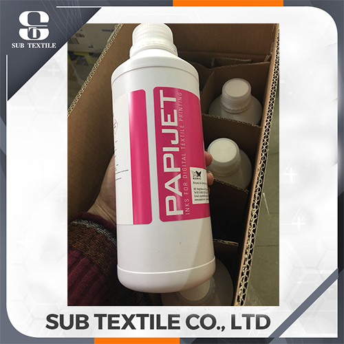 PAPIJET LTI 402 Original Kisco Sublimation Inkjet Ink For Ricoh Printhead
