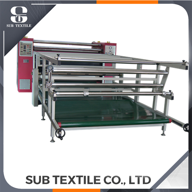 3.2*0.61m super lage format heat press machine with high speed