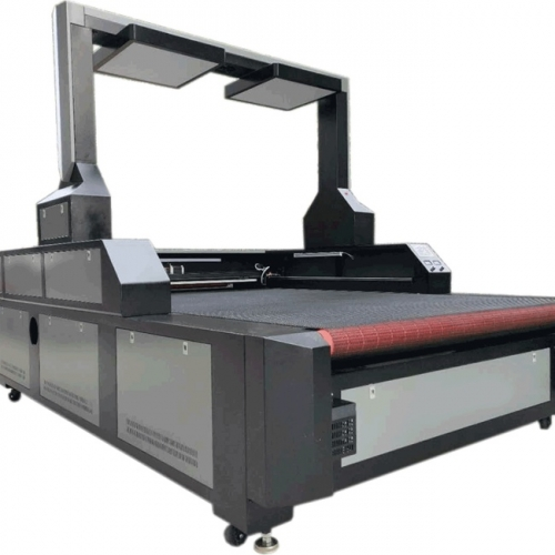 New Laser Cutting Machine Single Head For Digital Textile