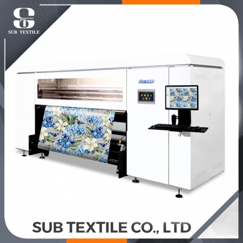 Atexco New Fast Printing Speed Model X For Digital Textile, 8 Print Head