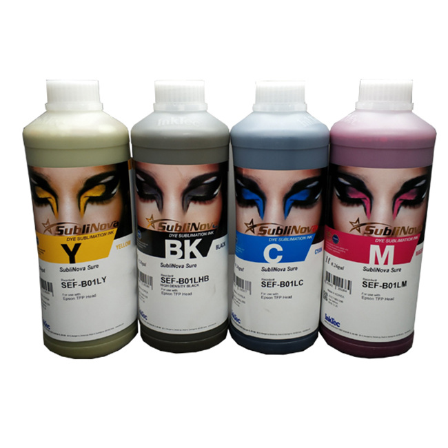 Subtextile New Arrival Korea Original Inktec Sublinova Sublimation Ink, Smart Series