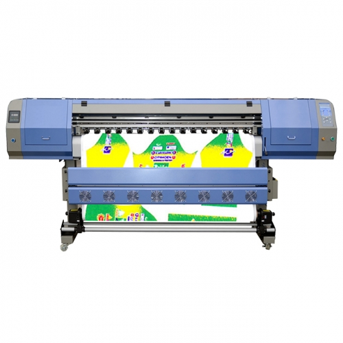 Subtextile Original 2 Head 3.2m 4720 Sublimation Printer Fast Printing Speed