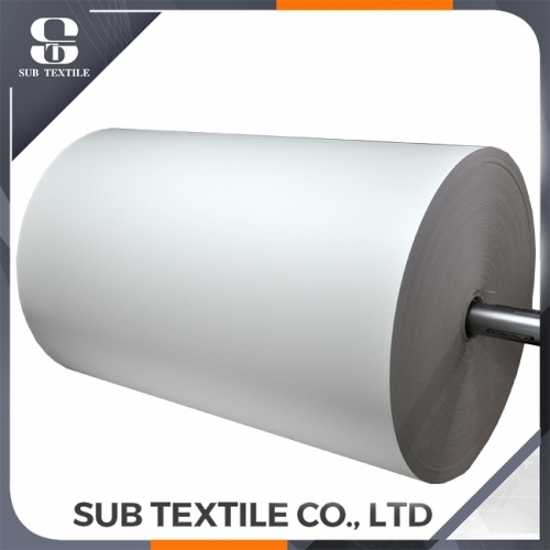Sublimation Textile Trend 55gsm Anti Wave Jumbo Roll For MS, Mimaki, Atexco