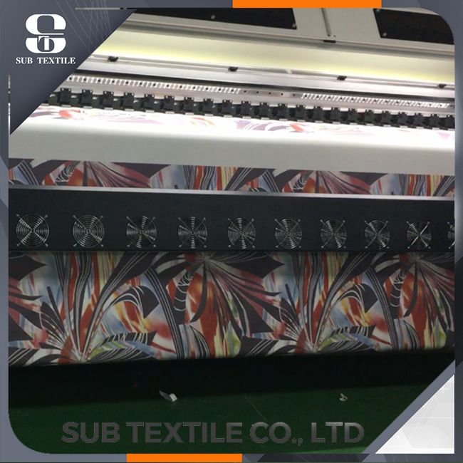 120gsm 2600mm High Speed Printing Sublimation Paper