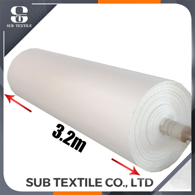 140gsm 3200mm dye sublimation paper for cotton
