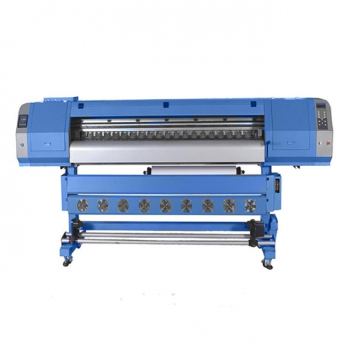 1.8m Dual Head DX5 Sublimation Inkjet Printer For Textile, Sportswear And Fabric
