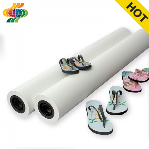 ITMA Hot Item 50gsm Light Coating Jumbo Roll For MS Mimaki TS55 1800 Atexco Industry Printer