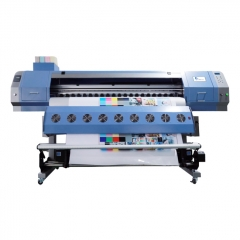 Original Classic 1.8m 3 Head 4720 Sublimation Printer Fast Printing Speed