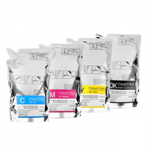 Epson Refill Sublimation Ink With Chips Special For Epson F6280 F9280 F6200 Mimaki Machines