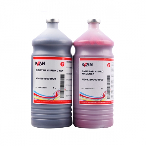 New K One Series Kiian Sublimation Ink For DX4, DX5 Printing