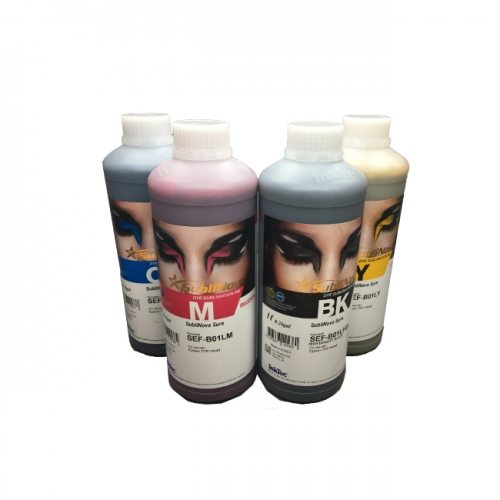 6Colors sublinova smart Korea Inktec Sublimation Ink Wholesale for Ro land/Mimaki/Mutoh/Epson