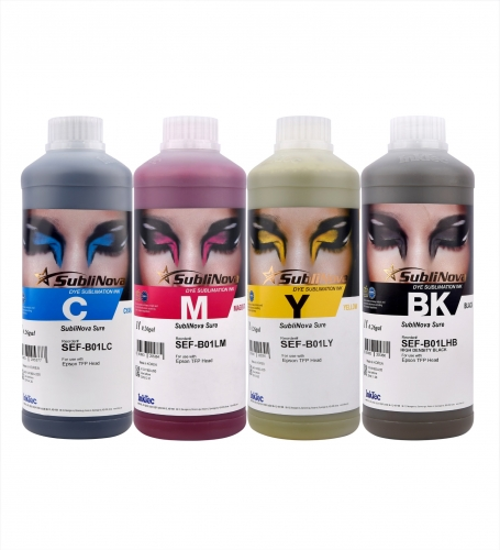 InkTec SubliNova Smart High Quality Sublimation Ink for Inkjet Printer Mimaki JV33