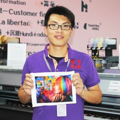 HS DIGISUB® Sublimation ink for EPSON | MIMAKI printer with print head 5113/4720
