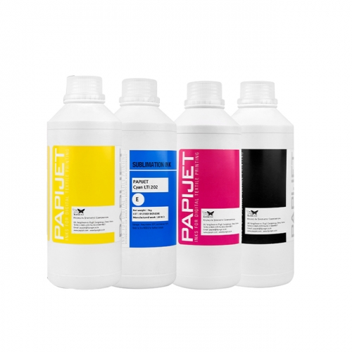 Kisco PAPIJET LTI 102 series Sublimation Inkjet Ink For Epson, Mimaki, R0-land Printer