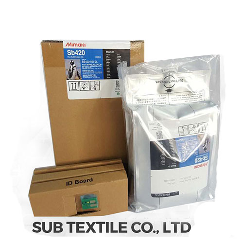 Hot Sell Mimaki Sb420 Sublimation Ink with Chip