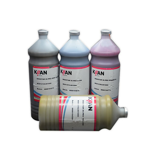 Digistar PES HD ONE Sublimation Ink For Transfer Textile Printing