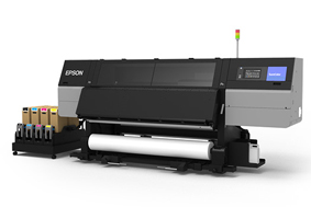 Carry high quality to the end-Subtextile new product with EPSON SURECOLOR SC-F10000