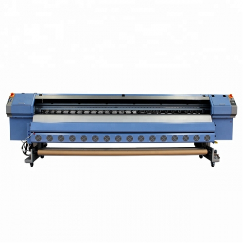 Subtextile Original 3 Heads 3.2m i3200 Sublimation Printer Fast Printing Speed